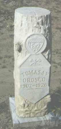 OROSCO, TOMASA V. - McKinley County, New Mexico | TOMASA V. OROSCO - New Mexico Gravestone Photos