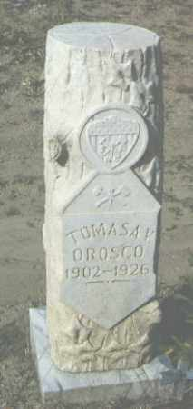 OROSCO, TOMASA V. - McKinley County, New Mexico | TOMASA V. OROSCO - New Mexico Gravestone Photos