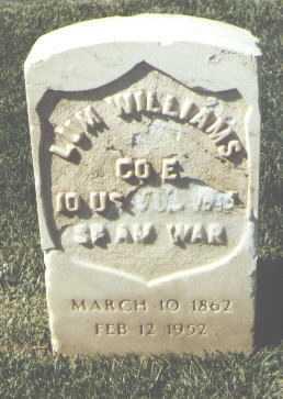 WILLIAMS, LUM - McKinley County, New Mexico | LUM WILLIAMS - New Mexico Gravestone Photos