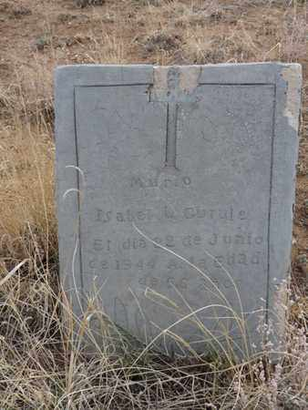 GURULE, ISABEL L - Mora County, New Mexico | ISABEL L GURULE - New Mexico Gravestone Photos