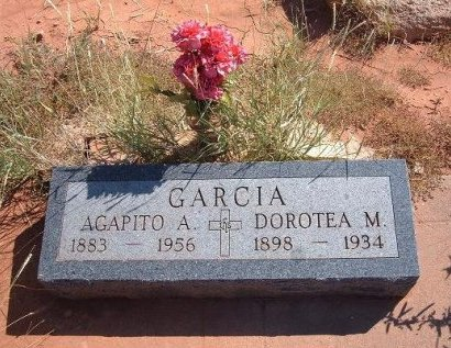 GARCIA, AGAPITO A - Quay County, New Mexico | AGAPITO A GARCIA - New Mexico Gravestone Photos
