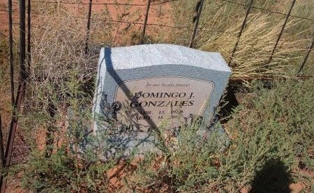 GONZALES, DOMINGO J - Quay County, New Mexico | DOMINGO J GONZALES - New Mexico Gravestone Photos