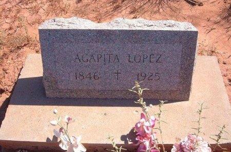 LOPEZ, AGAPITA - Quay County, New Mexico | AGAPITA LOPEZ - New Mexico Gravestone Photos