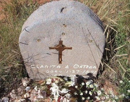 ORTEGA, CLARITA A - Quay County, New Mexico | CLARITA A ORTEGA - New Mexico Gravestone Photos