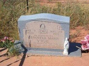 VIGIL, GENOVEVA MARIA - Quay County, New Mexico | GENOVEVA MARIA VIGIL - New Mexico Gravestone Photos