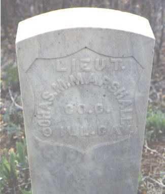 MARSHALL, CHARLES M. - Rio Arriba County, New Mexico   CHARLES M. MARSHALL - New Mexico Gravestone Photos