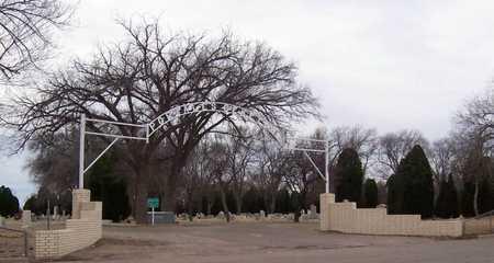 *ENTRANCE*,  - Roosevelt County, New Mexico |  *ENTRANCE* - New Mexico Gravestone Photos
