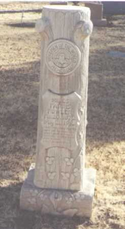 FOWLER, MILES FARRIS - Roosevelt County, New Mexico | MILES FARRIS FOWLER - New Mexico Gravestone Photos