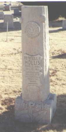 HOLLIS, TENNELL F. - Roosevelt County, New Mexico | TENNELL F. HOLLIS - New Mexico Gravestone Photos