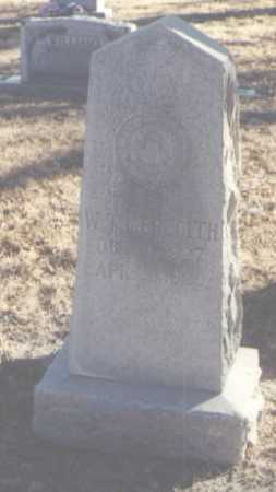 MEREDITH, W. T. - Roosevelt County, New Mexico | W. T. MEREDITH - New Mexico Gravestone Photos