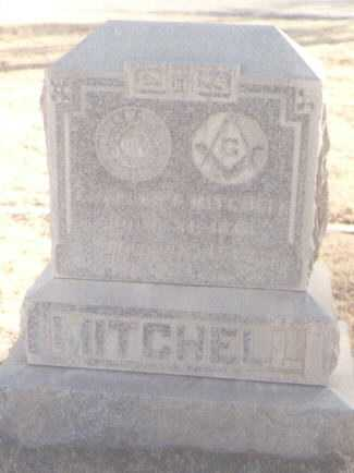 MITCHELL, CHARLES P. - Roosevelt County, New Mexico | CHARLES P. MITCHELL - New Mexico Gravestone Photos