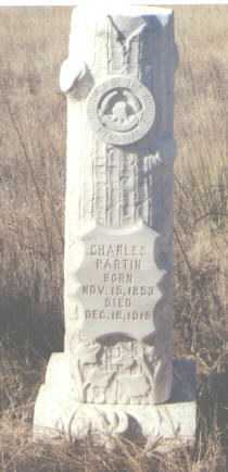 PARTIN, CHARLES - Roosevelt County, New Mexico | CHARLES PARTIN - New Mexico Gravestone Photos