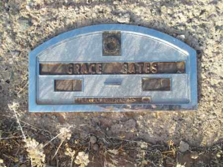 BATES, GRACE - San Juan County, New Mexico | GRACE BATES - New Mexico Gravestone Photos