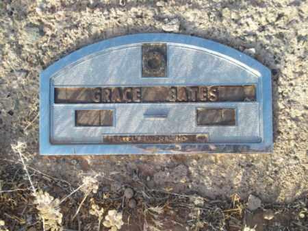 BATES, GRACE - San Juan County, New Mexico   GRACE BATES - New Mexico Gravestone Photos