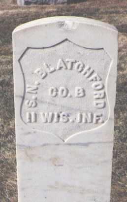 BLATCHFORD, S. N. - San Juan County, New Mexico   S. N. BLATCHFORD - New Mexico Gravestone Photos