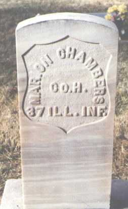 CHAMBERS, MARION - San Juan County, New Mexico | MARION CHAMBERS - New Mexico Gravestone Photos