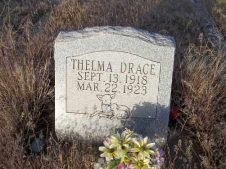 DRACE, THELMA - San Juan County, New Mexico   THELMA DRACE - New Mexico Gravestone Photos
