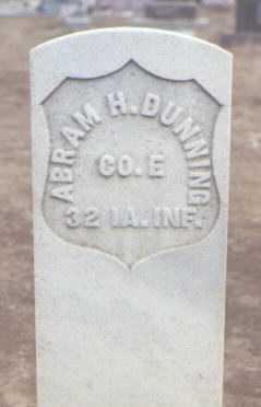 DUNNING, ABRAM H. - San Juan County, New Mexico   ABRAM H. DUNNING - New Mexico Gravestone Photos
