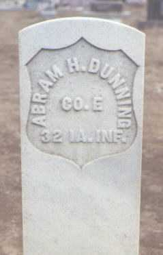 DUNNING, ABRAM H. - San Juan County, New Mexico | ABRAM H. DUNNING - New Mexico Gravestone Photos
