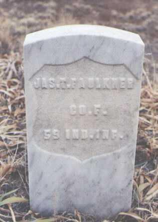 FAULKNER, JAS. T. - San Juan County, New Mexico | JAS. T. FAULKNER - New Mexico Gravestone Photos