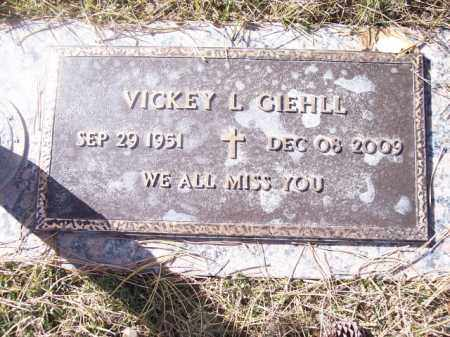GIEHLL, VICKEY LYNN - San Juan County, New Mexico   VICKEY LYNN GIEHLL - New Mexico Gravestone Photos