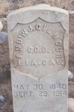 GILMOUR, ANDREW J. - San Juan County, New Mexico | ANDREW J. GILMOUR - New Mexico Gravestone Photos