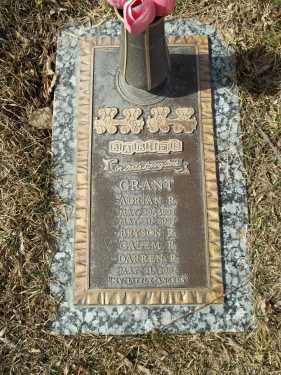 GRANT, BRYSON R. - San Juan County, New Mexico   BRYSON R. GRANT - New Mexico Gravestone Photos