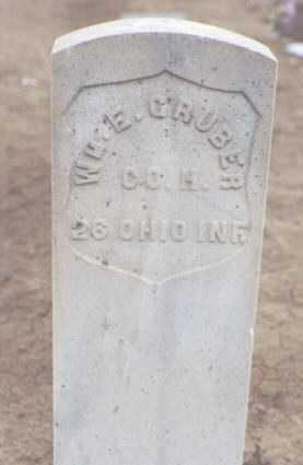 GRUBER, WILLIAM E. - San Juan County, New Mexico | WILLIAM E. GRUBER - New Mexico Gravestone Photos