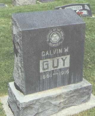 GUY, CALVIN W. - San Juan County, New Mexico   CALVIN W. GUY - New Mexico Gravestone Photos