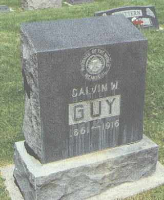 GUY, CALVIN W. - San Juan County, New Mexico | CALVIN W. GUY - New Mexico Gravestone Photos