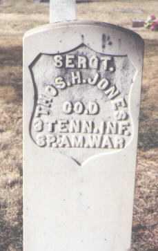 JONES, THOMAS H. - San Juan County, New Mexico | THOMAS H. JONES - New Mexico Gravestone Photos