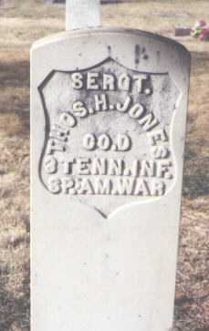 JONES, THOMAS H. - San Juan County, New Mexico | THOMAS H. JONES - New Mexico Gravestone Photos