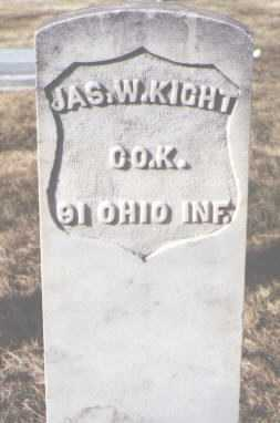 KIGHT, JAS. W. - San Juan County, New Mexico | JAS. W. KIGHT - New Mexico Gravestone Photos