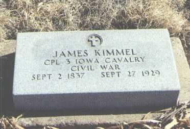 KIMMEL, JAMES - San Juan County, New Mexico | JAMES KIMMEL - New Mexico Gravestone Photos