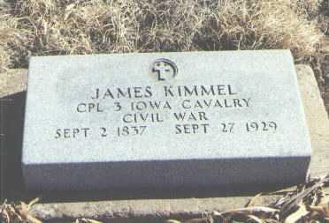 KIMMEL, JAMES - San Juan County, New Mexico | JAMES KIMMEL - New Mexico Gravestone Photos