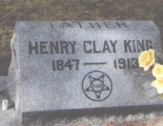 KING, HENRY CLAY - San Juan County, New Mexico | HENRY CLAY KING - New Mexico Gravestone Photos
