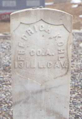 KOHL, FREDRICH - San Juan County, New Mexico | FREDRICH KOHL - New Mexico Gravestone Photos