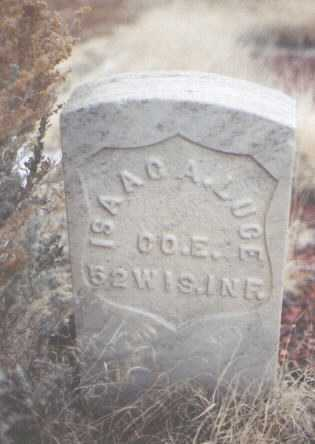 LUCE, ISAAC A. - San Juan County, New Mexico   ISAAC A. LUCE - New Mexico Gravestone Photos