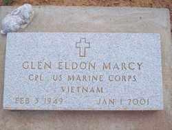 MARCY, GLEN ELDON - San Juan County, New Mexico   GLEN ELDON MARCY - New Mexico Gravestone Photos