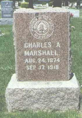 MARSHALL, CHARLES A. - San Juan County, New Mexico   CHARLES A. MARSHALL - New Mexico Gravestone Photos