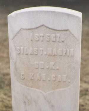 MAUPIN, SILAS T. - San Juan County, New Mexico | SILAS T. MAUPIN - New Mexico Gravestone Photos