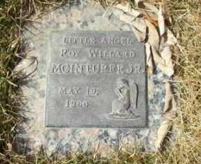 MCINTURFF,JR, ROY WILLARD - San Juan County, New Mexico | ROY WILLARD MCINTURFF,JR - New Mexico Gravestone Photos