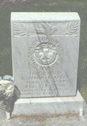 OTIS, EMER E. - San Juan County, New Mexico | EMER E. OTIS - New Mexico Gravestone Photos