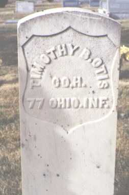 OTIS, TIMOTHY B. - San Juan County, New Mexico | TIMOTHY B. OTIS - New Mexico Gravestone Photos