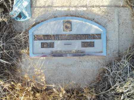 ROMINE, INFANT - San Juan County, New Mexico | INFANT ROMINE - New Mexico Gravestone Photos