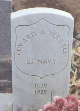 TERRELL, EDWARD A. - San Juan County, New Mexico   EDWARD A. TERRELL - New Mexico Gravestone Photos