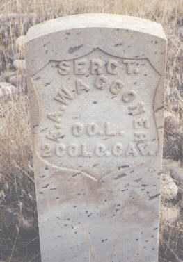 WAGGONER, A. A. - San Juan County, New Mexico | A. A. WAGGONER - New Mexico Gravestone Photos