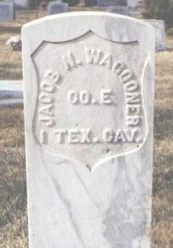 WAGGONER, JACOB W. - San Juan County, New Mexico   JACOB W. WAGGONER - New Mexico Gravestone Photos
