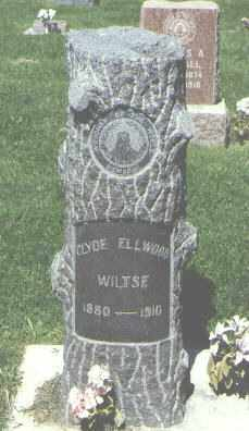 WILTSE, CLYDE ELLWOOD - San Juan County, New Mexico | CLYDE ELLWOOD WILTSE - New Mexico Gravestone Photos