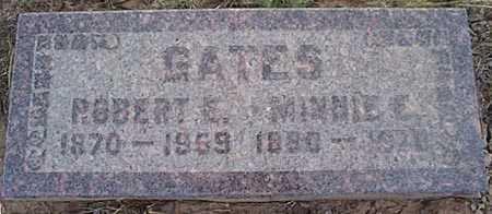 GATES, ROBERT E. - San Miguel County, New Mexico   ROBERT E. GATES - New Mexico Gravestone Photos